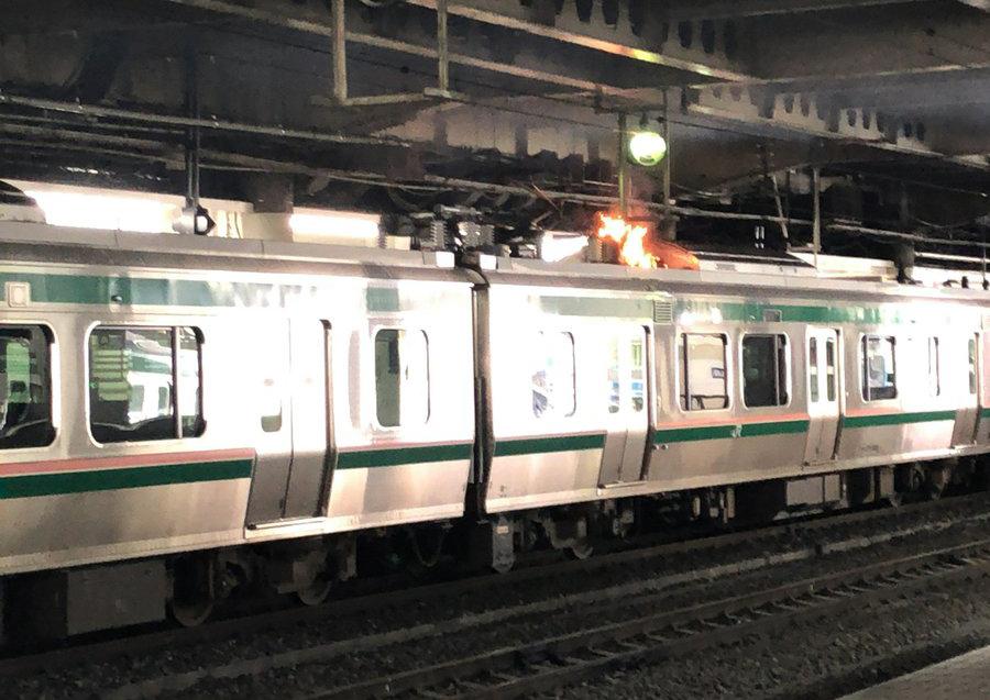 爆発火災で仙台駅混乱!原因と東北本線の復旧いつ?青葉祭りの影響は?