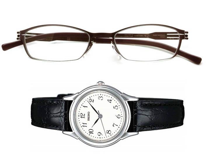 ぎぼむす衣装|綾瀬はるかの黒メガネ&黒バンド腕時計ブランドは?