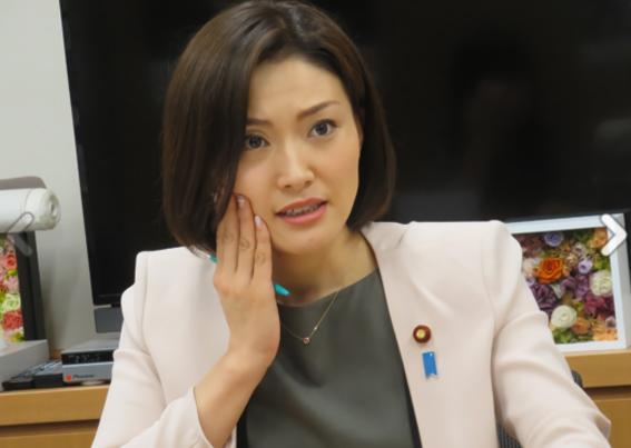 金子恵美 エラ